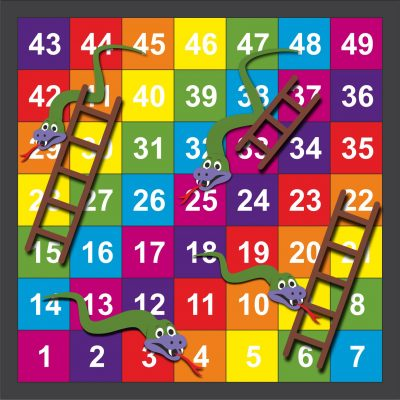 snakes and ladders playground marking for primary schools