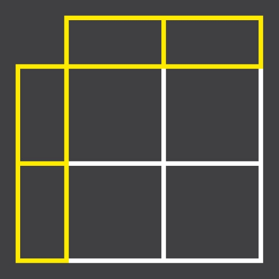 image of carroll diagram playground marking