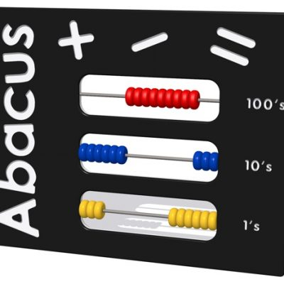 Numbers & Sums Play Panels