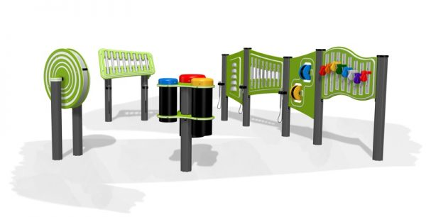 image of musical instruments for school playgrounds